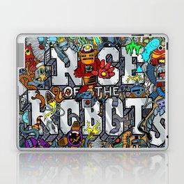 Doodle Robots (Hidden Doodles) Laptop & iPad Skin