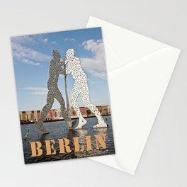 MOLECULMAN in BERLIN Stationery Cards