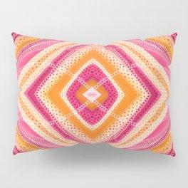 Fuchsia Diamond Pillow Sham