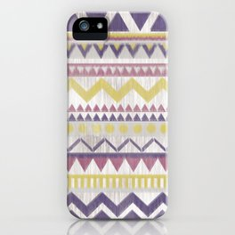 Pattern No. 2 iPhone Case