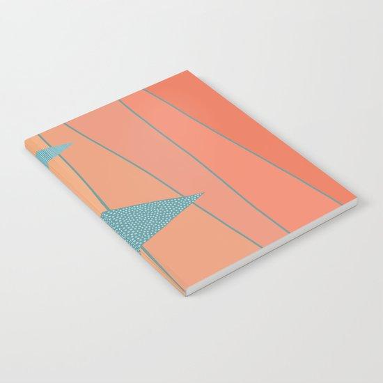 Sunset II Notebook