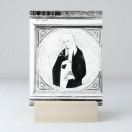 Sano di Pietro - De Heilige Catharina van Siena Mini Art Print