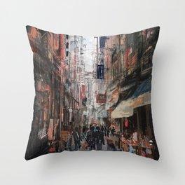 The Great Sonder Throw Pillow