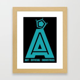 Art Official Industries L1 Framed Art Print