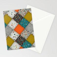 bird love diamonds Stationery Cards