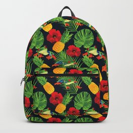The Tropical Red Eyed Tree Frog Backpack