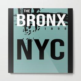 Bronx - New York City Metal Print