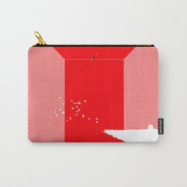 Man On Wire Carry-All Pouch