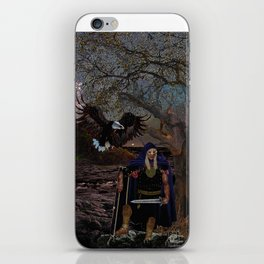 Nght Watcher iPhone Skin