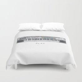 Play with Color Duvet Cover
