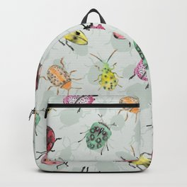 rainbow bugs Backpack