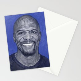 Terry Crews Stationery Cards