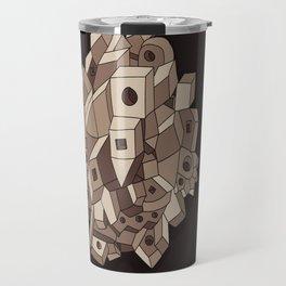 Cube system Travel Mug