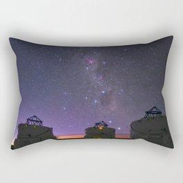 Violet Sky Rectangular Pillow