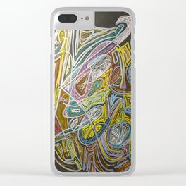 A Story is Told Clear iPhone Case
