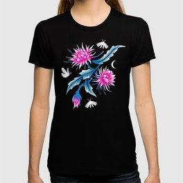 Queen of the Night - Mauve / Pink T-shirt