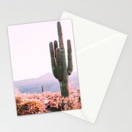 Cactus South Western Desert Stationery Cards