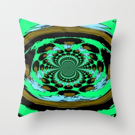 Not Necessarily Stoned... Throw Pillow
