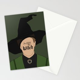 That Witch, McGonagall Stationery Cards