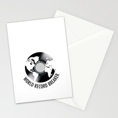 World Record Breaker Stationery Cards