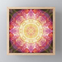 Mandalas of Forgiveness & Release 9 Framed Mini Art Print