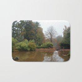 The Water Garden Bath Mat
