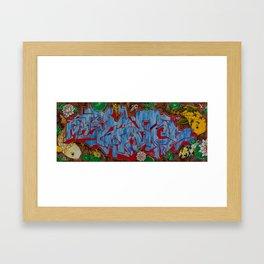 koipond Framed Art Print