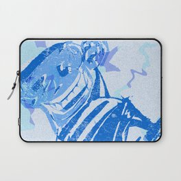 Blue victory Laptop Sleeve