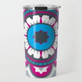Chilean Flower Travel Mug