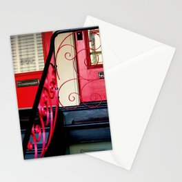 The Traditional Red Door Plus... Stationery Cards
