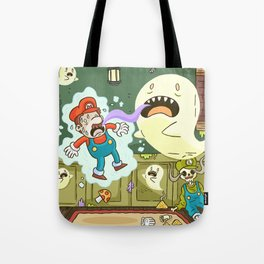 Super Mario Party Tote Bag