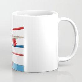 Boxing Panda Coffee Mug