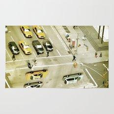 Escher Intersection Rug