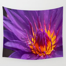 The Royal Water Lily Wall Tapestry