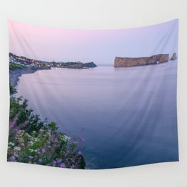 Perce Sunset Wall Tapestry