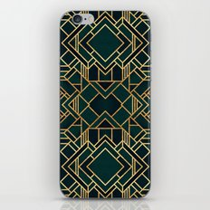 Art Deco 2 iPhone & iPod Skin