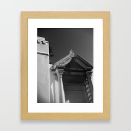Hundred Gates Framed Art Print