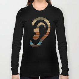 Vincent van Gogh - Swipe Long Sleeve T-shirt