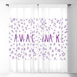 AWAKE Blackout Curtain