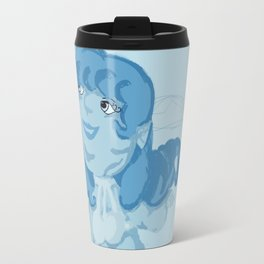 Blue Mermaid Travel Mug