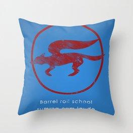 McCloud Hero Throw Pillow