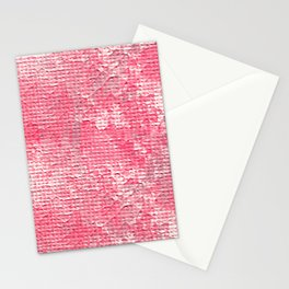Pink Wall Stationery Cards