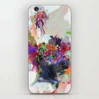 archan nair iPhone & iPod Skins featuring Awake by Archan Nair