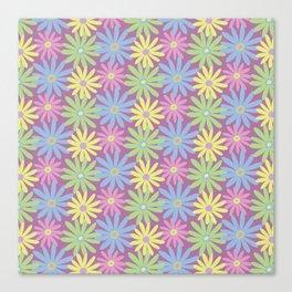 Daiseez-Coolio Colors Canvas Print