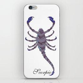Starlight Scorpio iPhone Skin