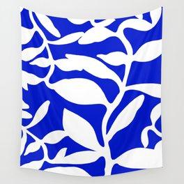 blue stem Wall Tapestry