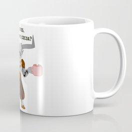 Iron Bull and His Cocoa Coffee Mug