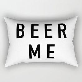 Beer Me Rectangular Pillow