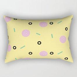 Time 4 Pizza Rectangular Pillow