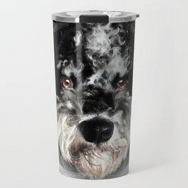 Buster Astro Dog Travel Mug
